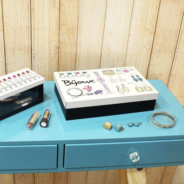 Caixa Organizadora Minhas Bijoux