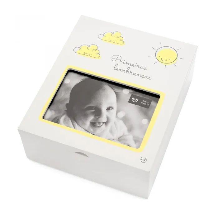 Caixa Para Foto Bebê