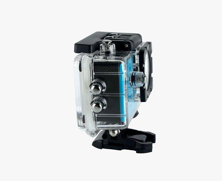 Câmera Digital Full HD 1080 p A Prova D'água Wi-Fi Pro