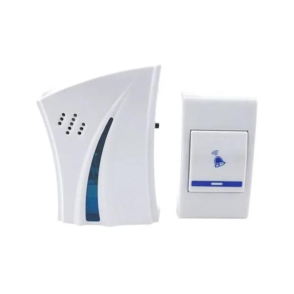 Campainha Residencial Wireless Sem Fio Bivolt 36 Toques