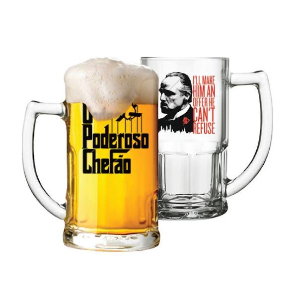 Caneca Chopp Poderoso Chefão 2 - 340 ml