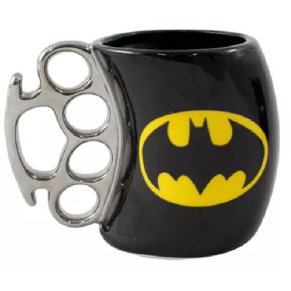Caneca Soco Inglês Batman