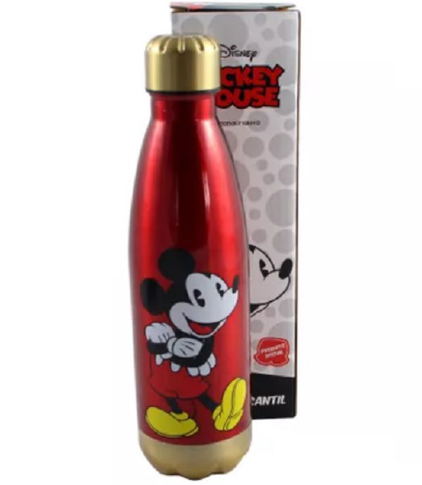 Cantil Metálico Mickey Mouse