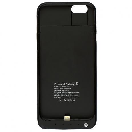 Carregador Power Bank, External Case para iPhone 6