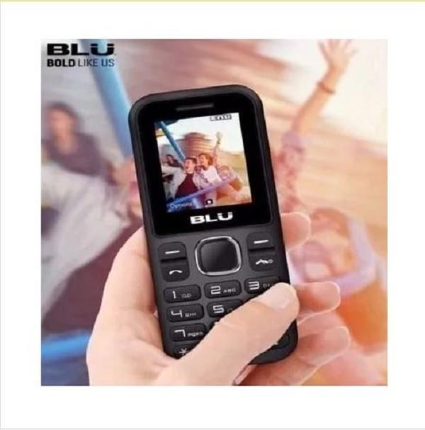 Celular Blu Z3 Tela 1.8' Dual Chip