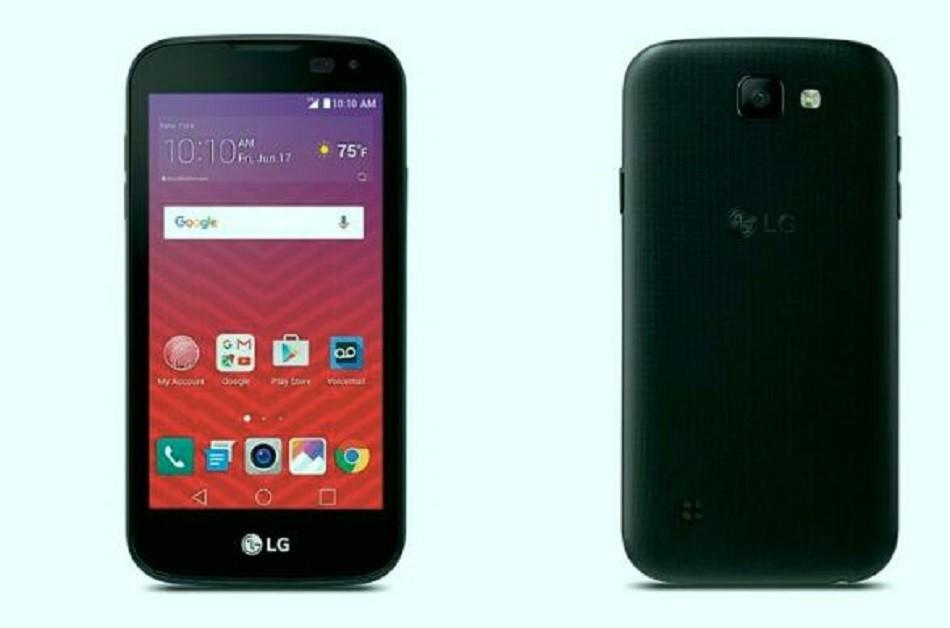 Celular LG K3 K-100DS Dual-Sim Preto