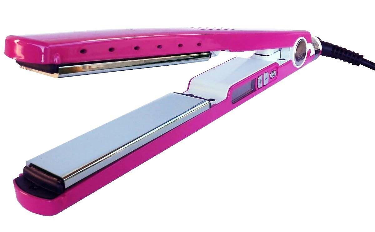 Chapinha Rosa Profissional Nano Titanium 450f Bivolt