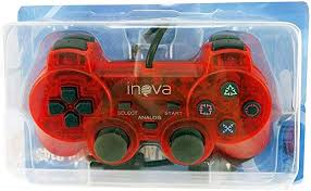Controle Joystick Analógico Inova CON-8145