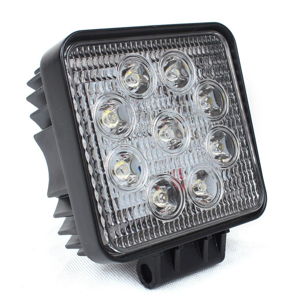 Farol de Milha 27 w 10-30 v Barra De LED
