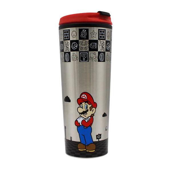 Copo para Viagem Mario Black