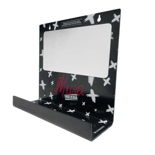 Espelho Estação de Maquiagem Musa Indelicada
