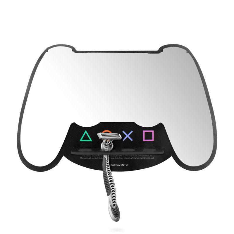 Espelho Formato Controle Playstation