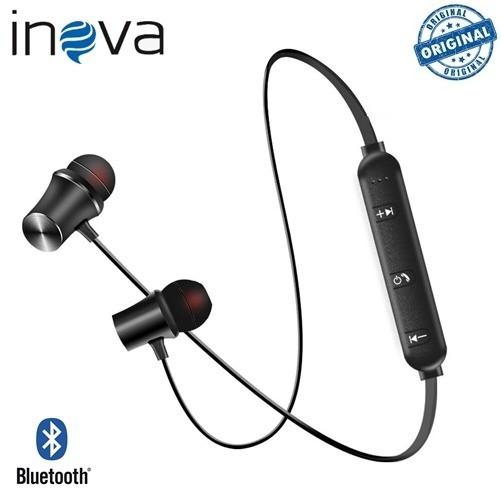 Fone De Ouvido Bluetooth Sem Fio Wireless Inova