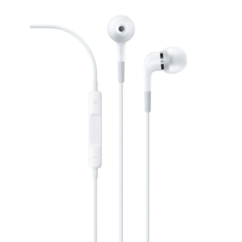 Fone De Ouvido Intra-auricular Com Controle Remoto E Microfone