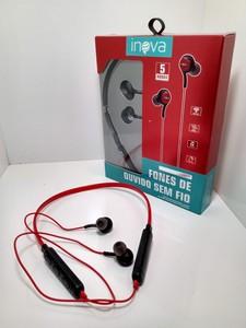 Fone de Ouvido sem Fio Estéreo Inova FON-2260D