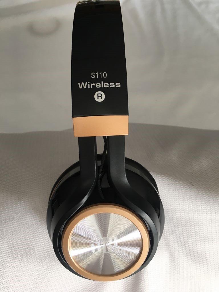 Fone JBL  S110 Wirelles Headphone Sem fio