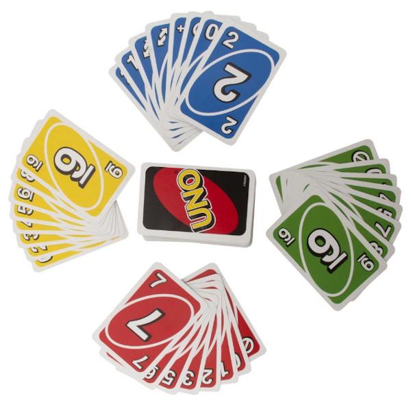 Jogo de Cartas UNO com Cartas Personalizáveis