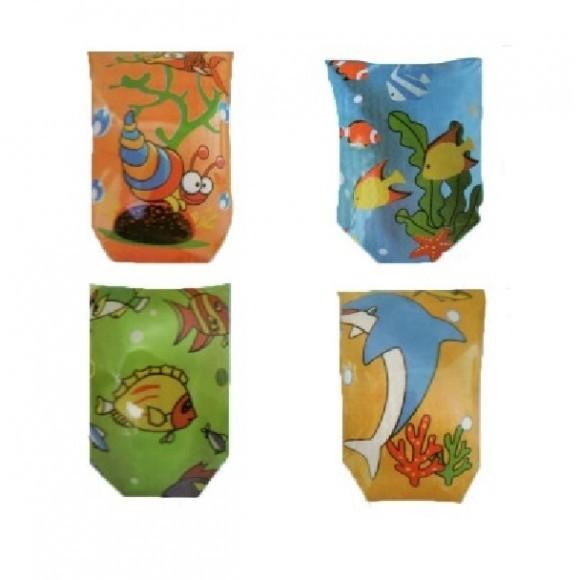 kit 3 boias de braço para crianças