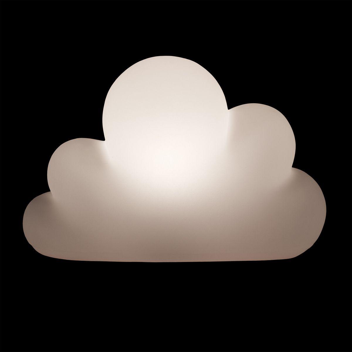 Luminária Abajur De Mesa Nuvem - Usare