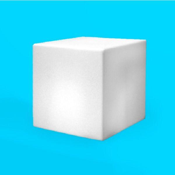 Luminária Banco Puff Box