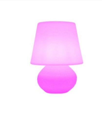 Luminária de Mesa Micro Lampe Rosa