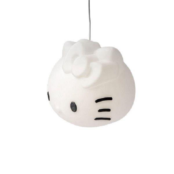 Luminária Pendente Hello Kitty