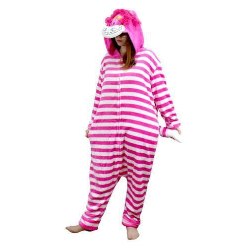 Pijama Macacão  Gato da Alice Zona  Criativa