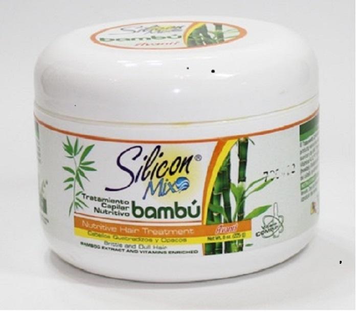 Máscara Nutritiva Silicon Mix Bambú 225g