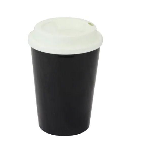 Mini Copo Malibu Preto Depois do Café