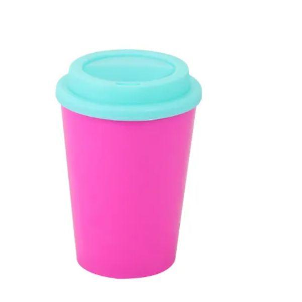 Mini Copo Malibu Rosa Depois do Café