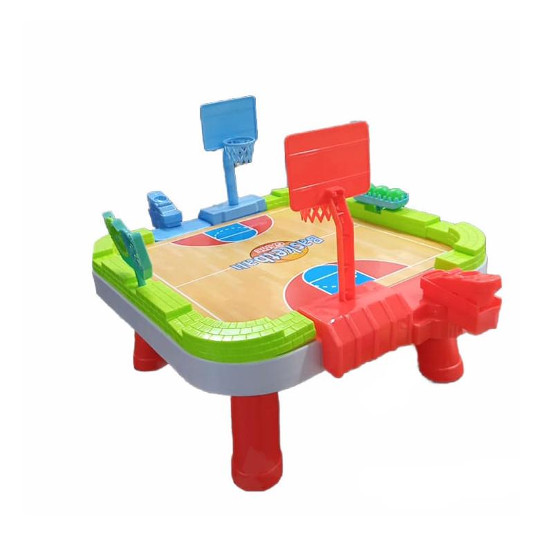Mini Jogo Infantil Esportivo Basketball Game De Mesa 2 Em 1 Basquete