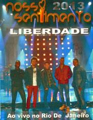 Nosso Sentimento CD e DVD Promo/Divulg. - Ao Vivo no Rio