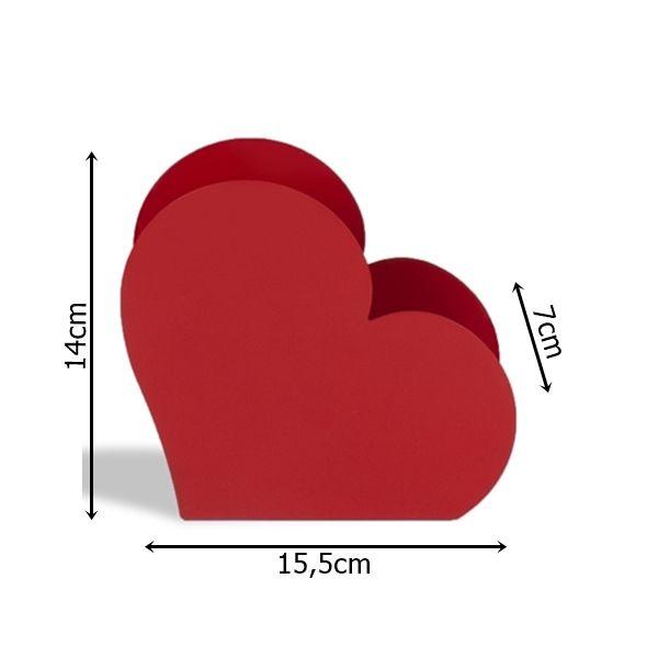 Organizador Coração Amor