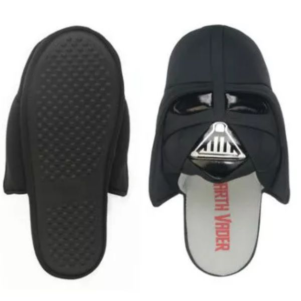 Chinelo Pantufa Star Wars Darth Vader Infantil