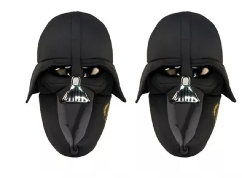 Pantufa 3D Darth Vader