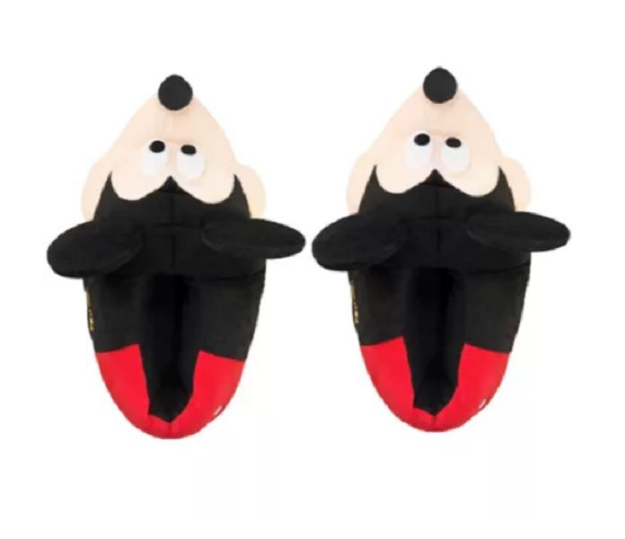 Pantufa 3D Mickey Mouse