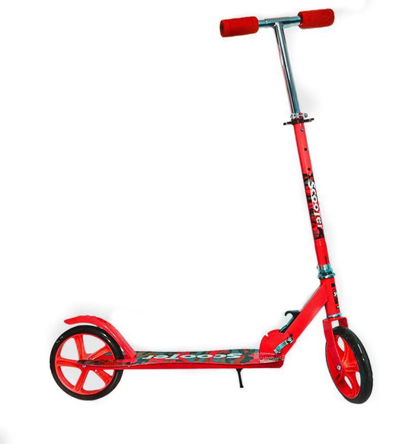 Patinete adulto Dobrável 02 Rodas Altura Ajustável - Scooter