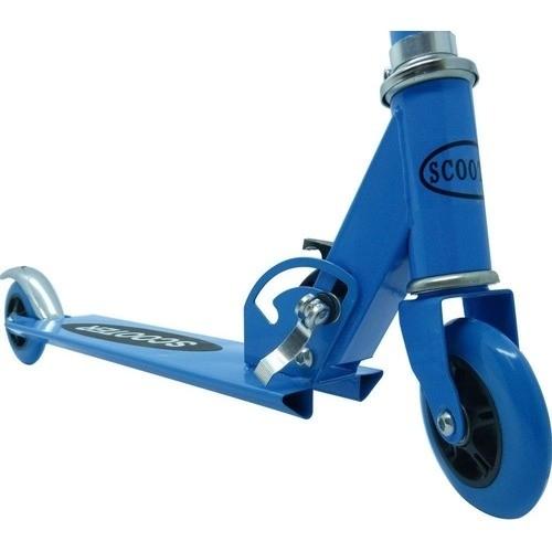 Patinete Infantil Dobrável 02 Rodas Altura Ajustável - Scooter