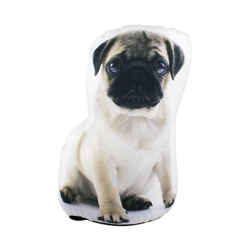 Peso de Porta Cachorro Pug