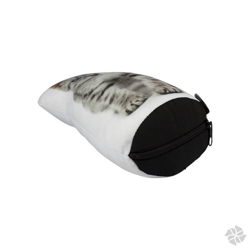 Peso de Porta Gatinho Branco