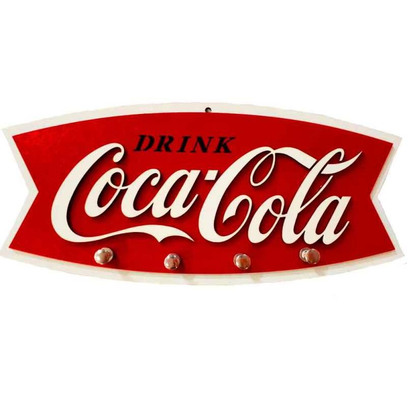 Porta Chaves  Coca-Cola