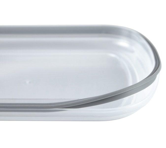 Pote Marmita c/ 3 Compartimentos 1400 ml (LIFESTYLE)