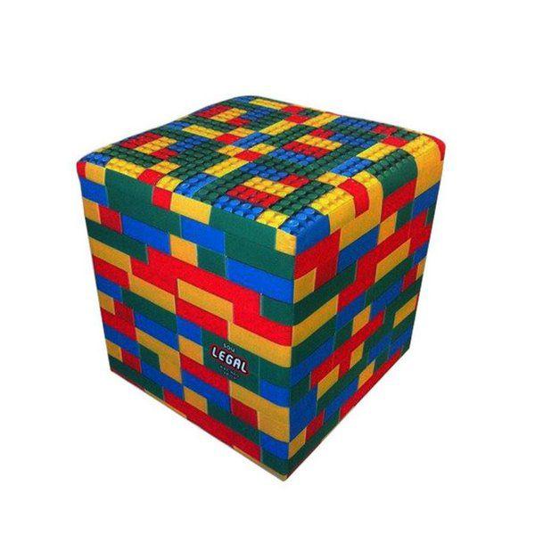 Puff Legal Lego