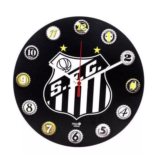 Relógio de Parede 30x30 - Santos