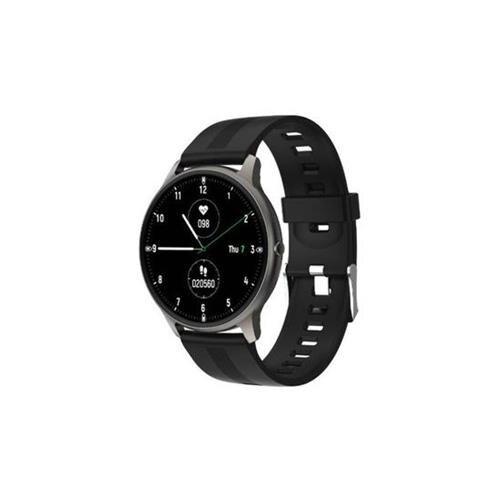 Relógio Inteligente Smartwatch Blulory Bw11 Redondo Preto