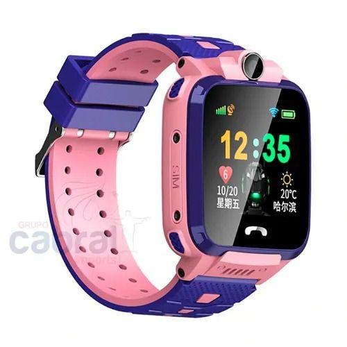 Relógio Smartwatch Digital Infantil