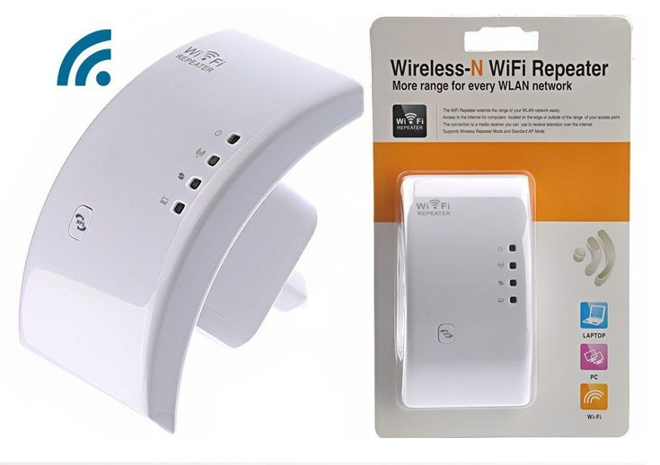 Repetidor Expansor de Sinal Wireless Wi-Fi