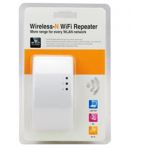Repetidor Expansor de Sinal Wireless Wi-Fi