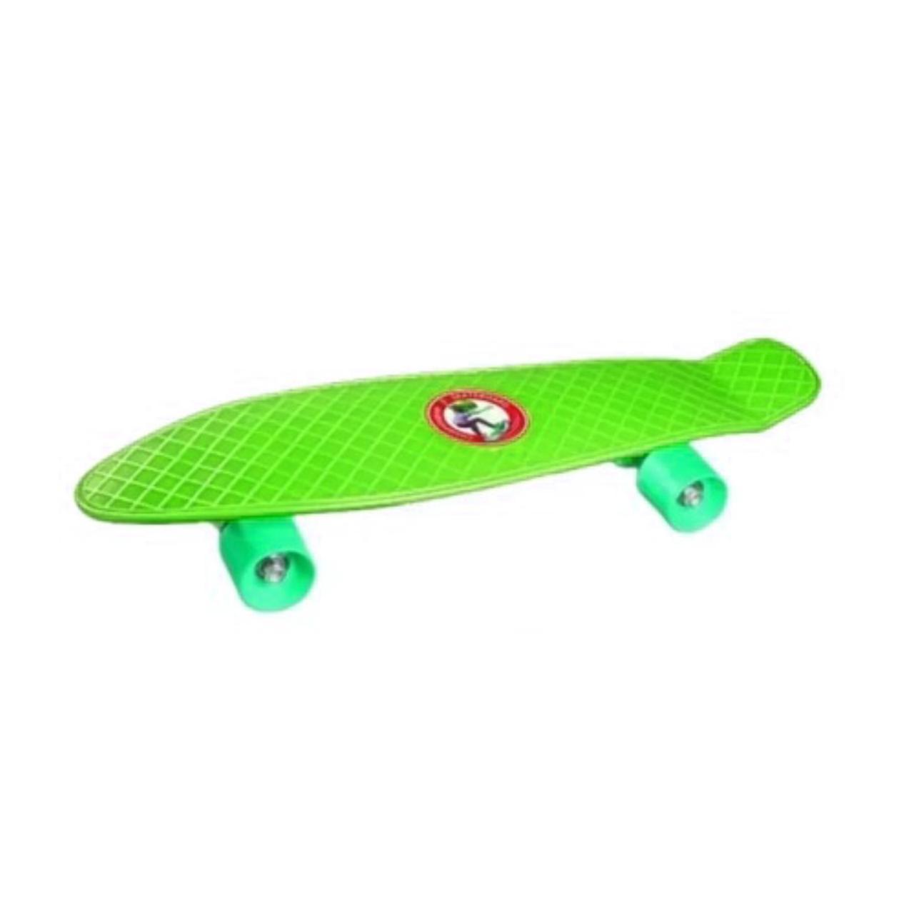 Skate Infantil Completo Shape Radical Iniciante Longboard Junior