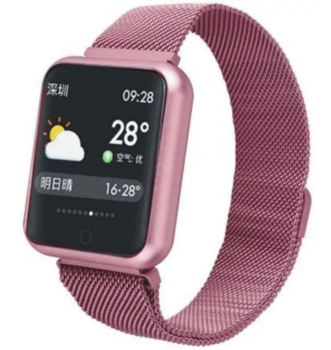 Smart Watch Relógio Inteligente Sports Fitness